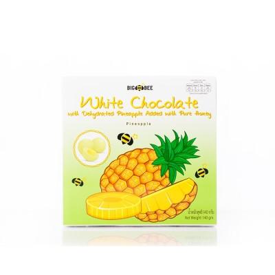 #25 White Chocolate (pineapple)